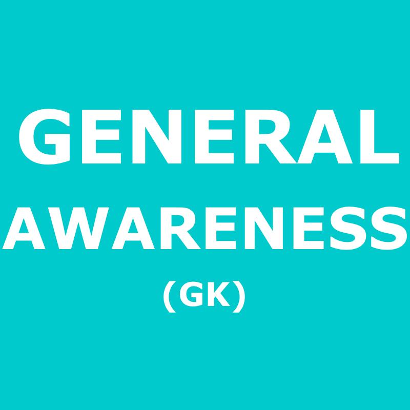 general awareness study material
