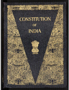 Important notes on constitution of india