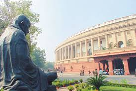 functions of indian parliament