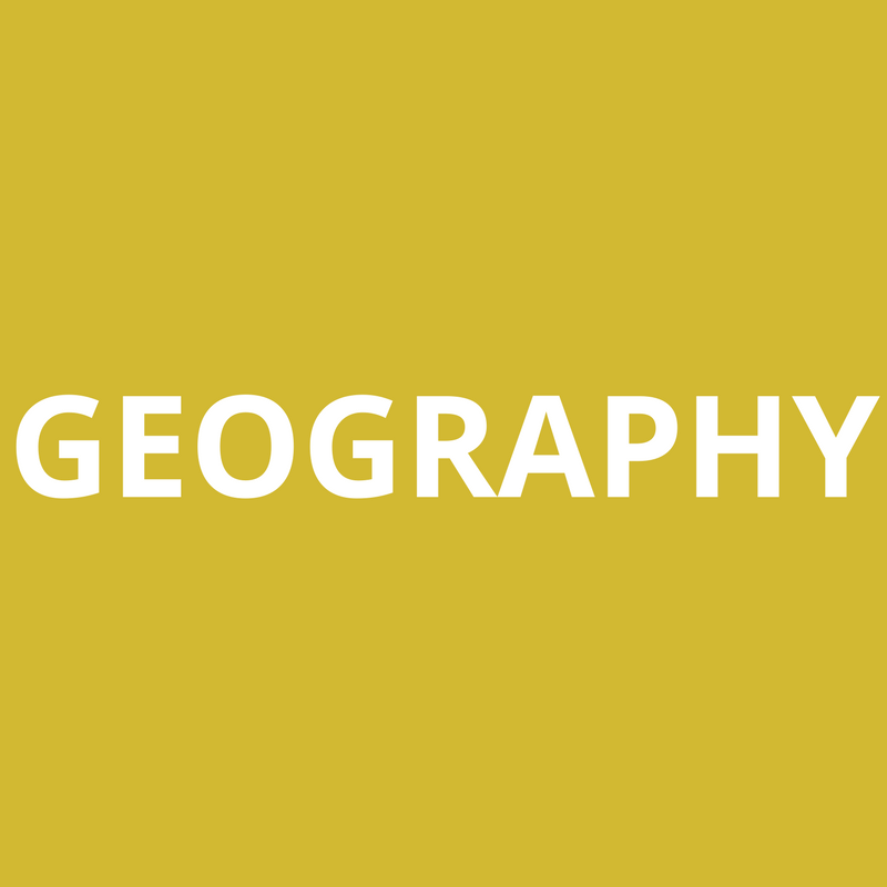 Geography - Study Material & Notes