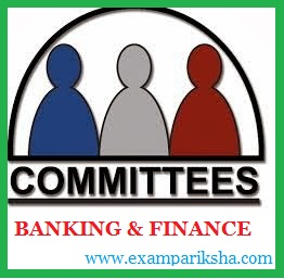 important banking & finance committees