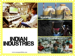 Industries in Indian Economy