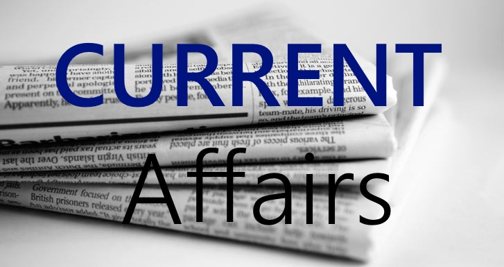 Current Affairs 19-8-2018