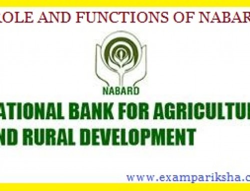 Role and Functions of NABARD – Banking Study Material & Notes