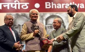 51st-Jnanpith-Award-Raghuveer-Chaudhary-Gujarati