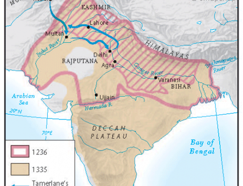 Delhi Sultanate – History Study Material & Notes