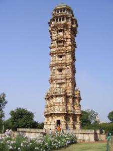 Early Medieval india Vijay Stambh