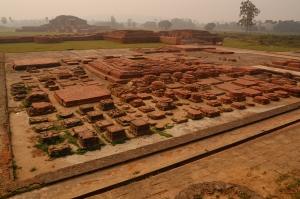 Early medieval india Vikramshila university Ruins