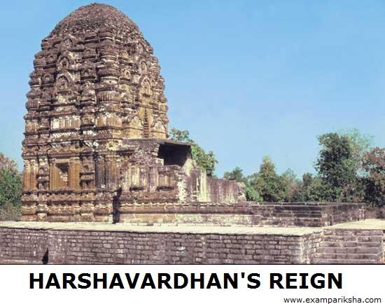 Harshavardhan's reign Laxman-temple-sirpur