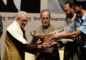 Jnanpith award kedarnath singh 2014