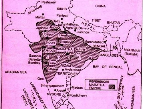 Maratha Empire – History Study Material & Notes