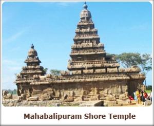 Pallava dynasty Mahabalipuram shore temple