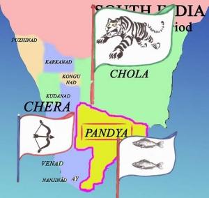 Sangam age Chola Chera Pandyas