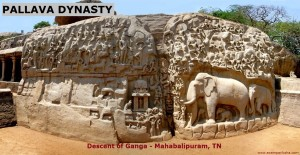 pallava dynasty - History study material & notes
