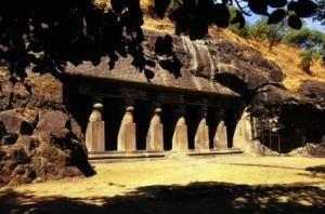 the rashtrakuta dynasty Elephanta