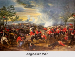Anglo Sikh wars
