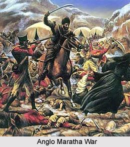 Anglo maratha wars