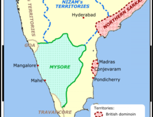 Anglo Mysore Wars – History Study Material & Notes