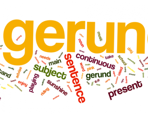The Gerund – English Study Material & Notes