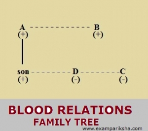 Blood Relations - Reasoning Study Material & Notes