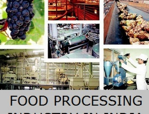 Food Processing Industry in India – Economics Study Material & Notes