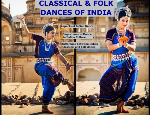 Important Dances of India – General Awareness Study Material & Notes