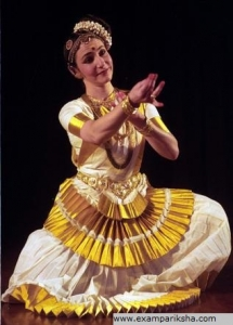 Mohiniattam dance - Indian classical dance study material & notes