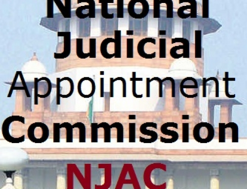National Judicial Appointments Commission (NJAC) – Political Science Study Material & Notes