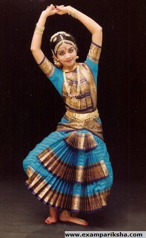 bharatanatyam dance - Indian Classical dance study material & notes