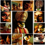 kathakali dance - Indian classical dance study material & notes