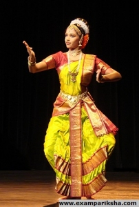 kuchipudi dance - Indian Classical dance study material & notes