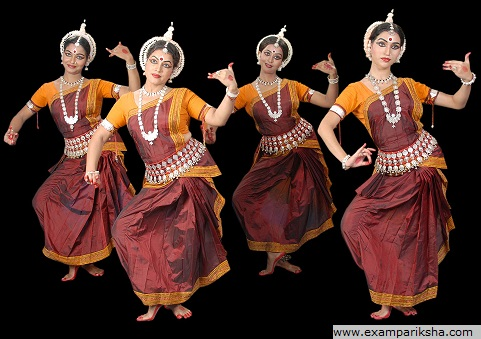 odissi dance - indian classical dance study material & notes