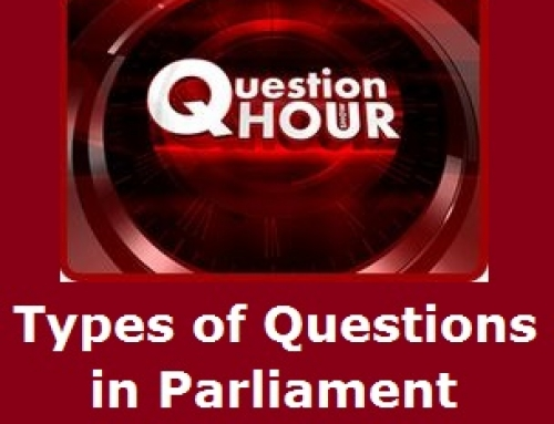 Types of Questions in Parliament – Political Science Study Material & Notes