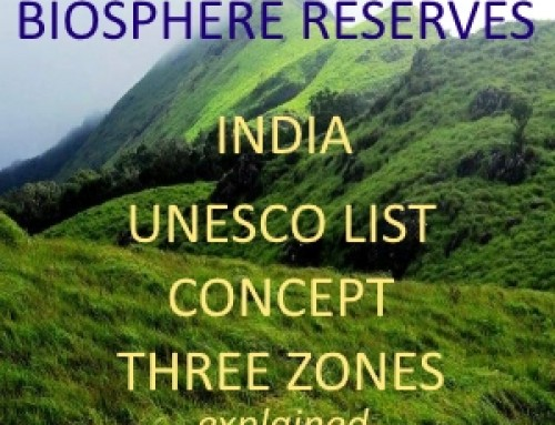 Biosphere Reserves in India – Explained with latest list