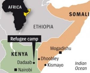 Dadaab Refugee Camp Kenya.Exampariksha
