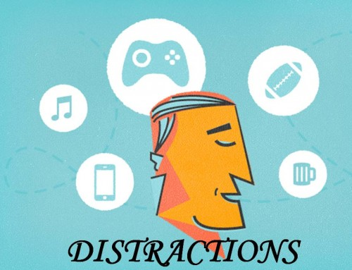 The Secret to Deal with DISTRACTIONS