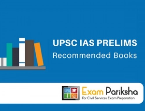 UPSC Civil Services Prelims Best Books for IAS : Recommended