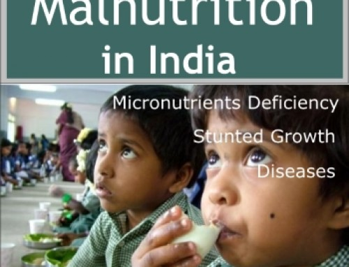 Malnutrition in India – Effects, Causes, Strategies and Government initiatives