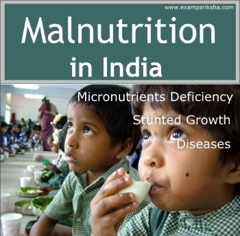 Malnutrition in India - Effects, Causes, Strategies and