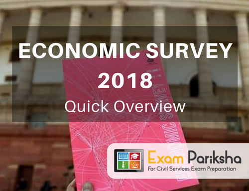Highlights of Economic Survey 2018