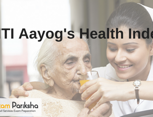 NITI Aayog Health Index