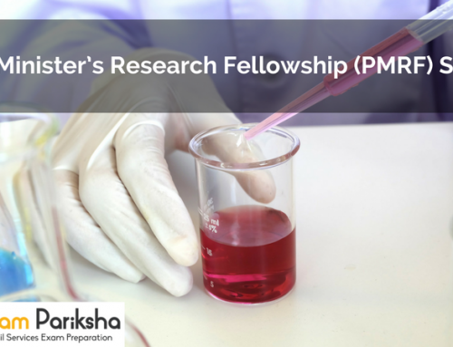 Prime Minister's Research Fellowship (PMRF) scheme