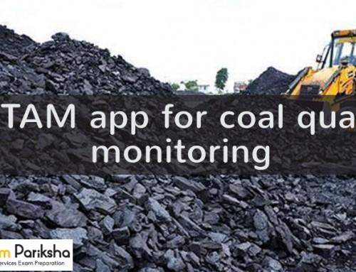 UTTAM App for Coal Quality Monitoring