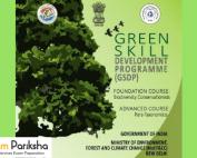 green skill development Programme upsc