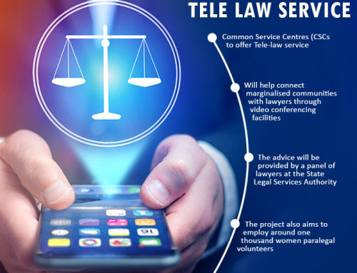 Tele-law scheme to assist rural India